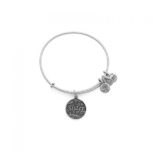 "Pulsera ""Like a Sister to me"" ALEX AND ANI"