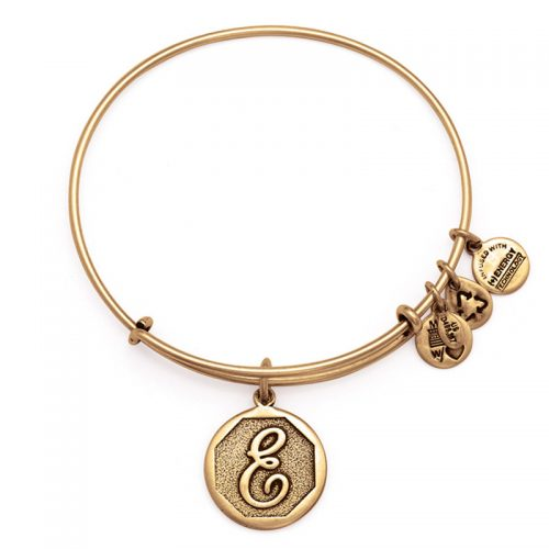 Pulsera Inicial E ALEX AND ANI