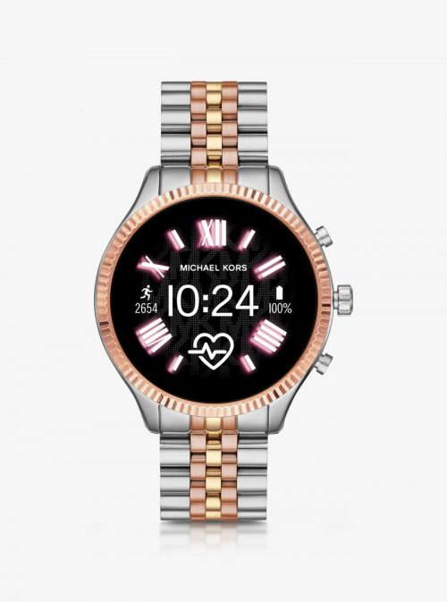 MICHAEL KORS ACCESS Reloj inteligente Lexington 2 en tres tonos